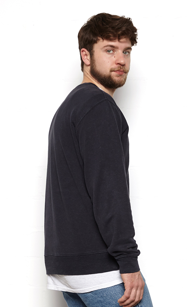 Marsh - Sweatshirt - Dark Navy