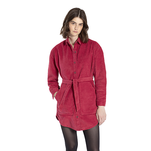 Overshirt - Savina - Bright Berry